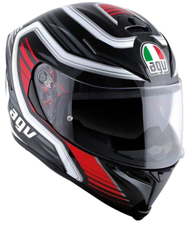 Шлем AGV K-5 Multi Firerace Black/Red