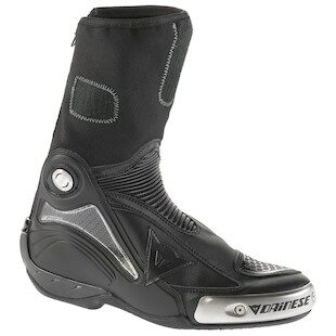 Мотоботы мужские Dainese Axial Pro IN Boots Black/Black