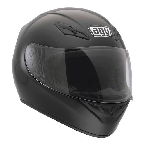 Шлем AGV K-4 Evo Solid - Black