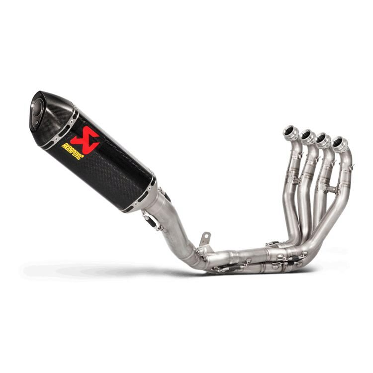 Выхлопная система ZX10-R - Akrapovic Evo Racing. Купить в интернет магазине E-Kawasaki.ru