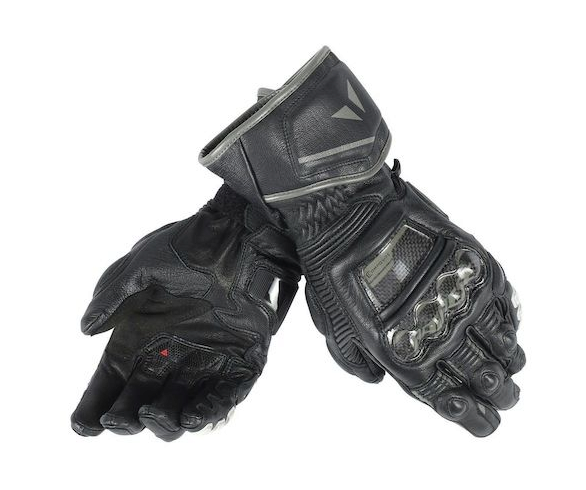 Перчатки мужские Dainese Druid Long D1 Gloves - Blk/Blk/Blk
