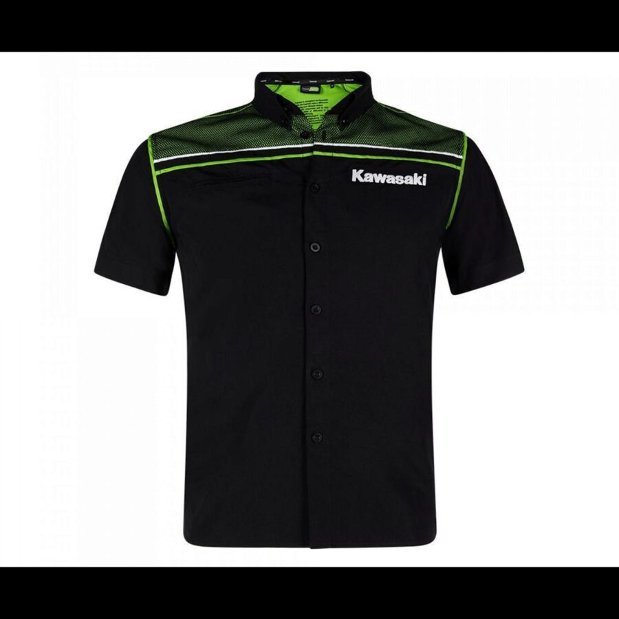 Футболка Kawasaki Sports Shirt Short SL