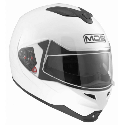 Шлем MDS MD200 Solid - White