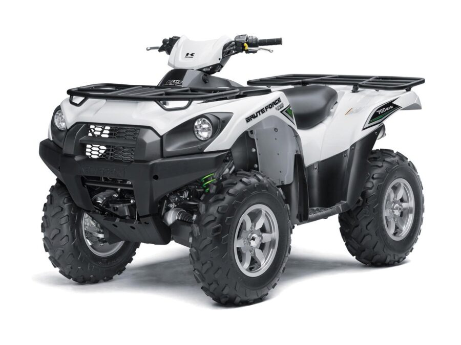 Kawasaki Brute Force 750 4x4i EPS Белый