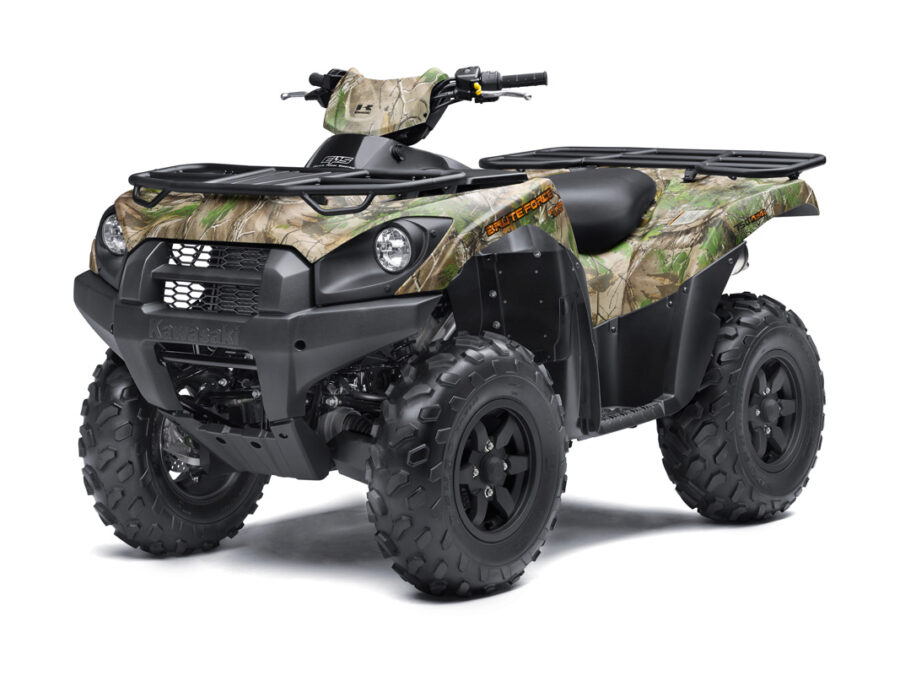 Kawasaki Brute Force 750 4x4i EPS  Хаки 2019