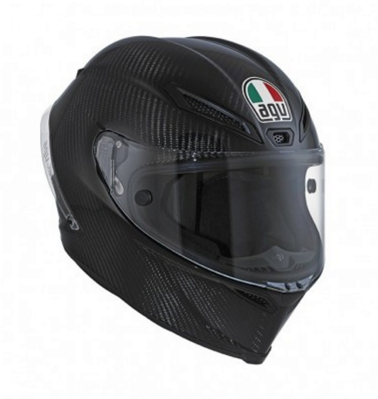 Шлем AGV Pista GP Solid - Carbon