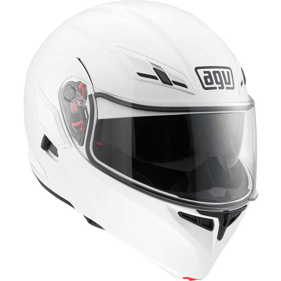 Шлем AGV Compact ST Solid White