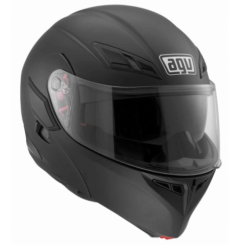 Шлем AGV Compact Solid - Matt Black