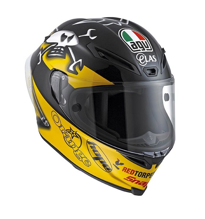 Шлем AGV Corsa Replica - Guy Martin