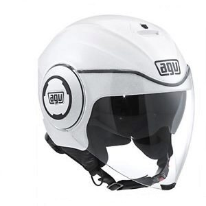 Шлем AGV Fluid Solid - Pearl White