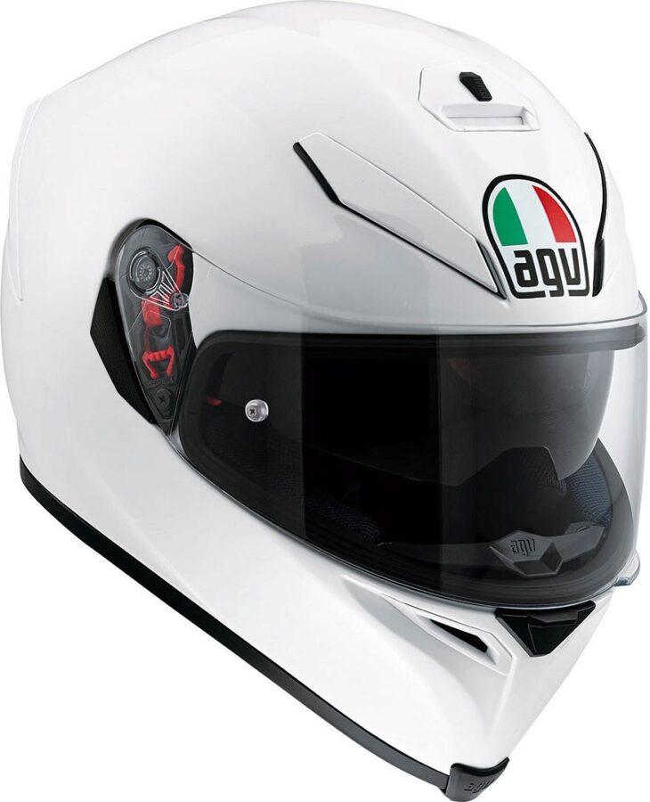 Шлем AGV K-5 S Solid Pearl White