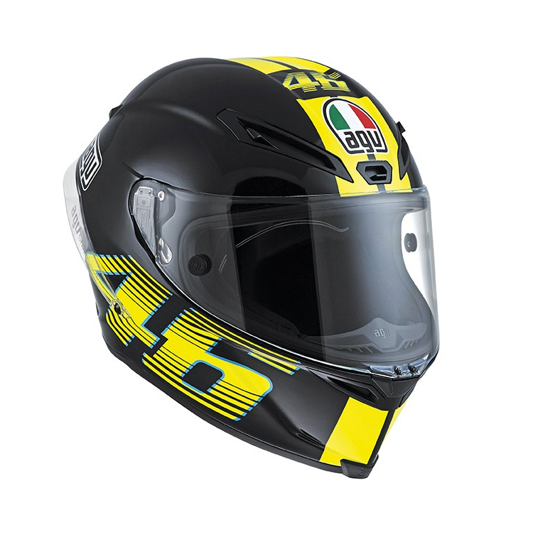 Шлем AGV Corsa Top V46 - Black