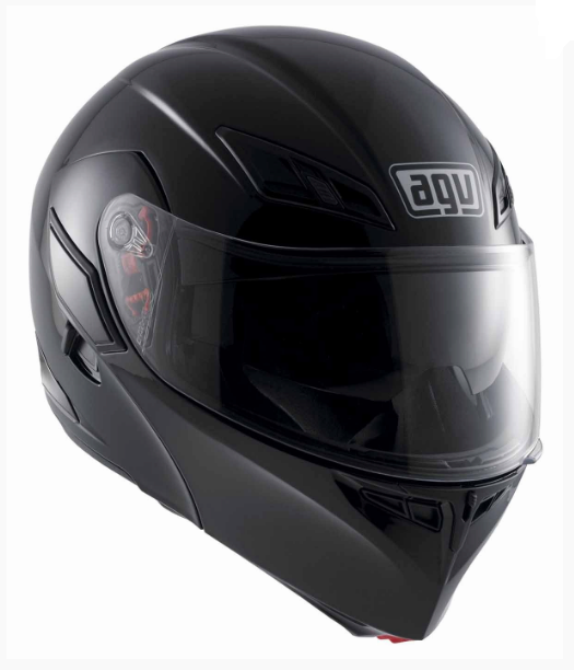 Шлем AGV Compact Solid - Black