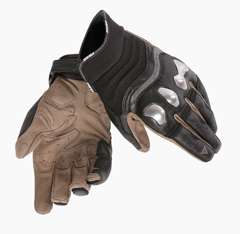 Перчатки мужские Dainese X-Run Gloves - Blk/Blk/Blk