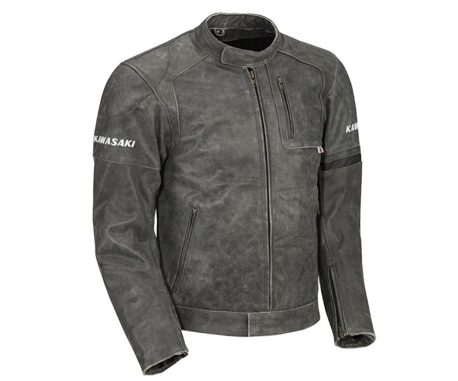 Куртка Kawasaki Asphalt Leather Jacket