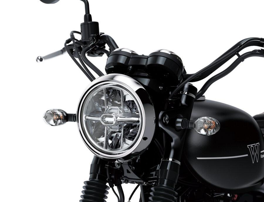 Kawasaki W800 Street черный 2019 купить в интернет магазине E