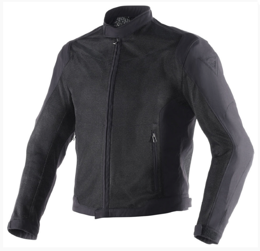 Куртка мужская Dainese Air-Flux Textile - Black