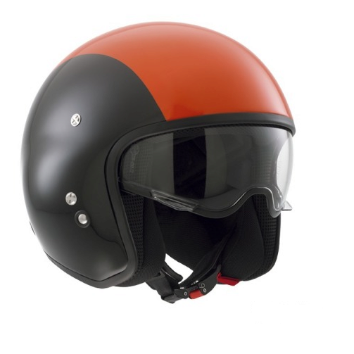 Шлем AGV Diesel Hi-Jack Multi - Black/Orange