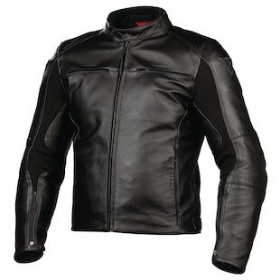 Куртка мужская Dainese Razon Leather Jacket Black