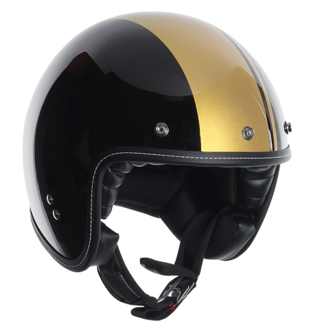 Шлем AGV RP 60 Multi Royal - Black/Gold