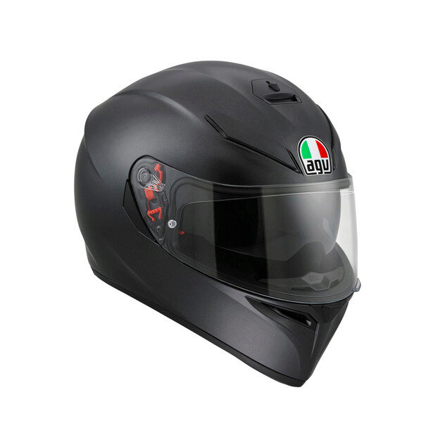 Шлем AGV K-3 SV Solid Matt Black