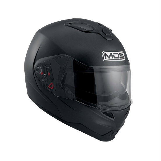 Шлем MDS MD200 Solid - Flat Black