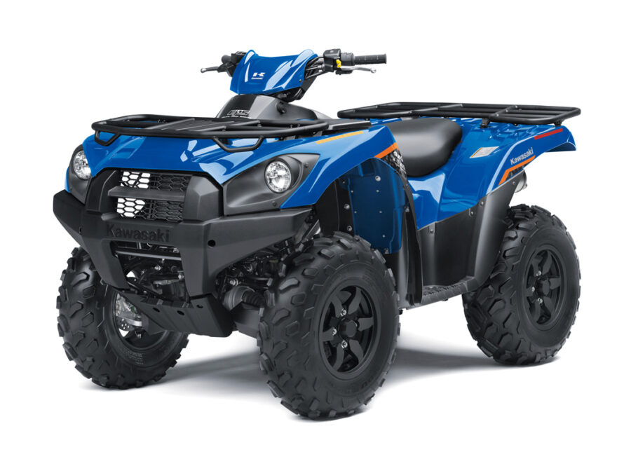 Kawasaki Brute Force 750 4x4i EPS Синий 2019