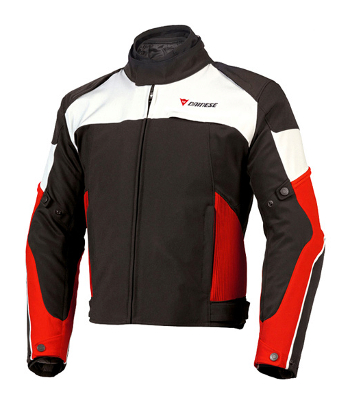 Куртка мужская Dainese Atallo 2 D-Dry - Blk/Red/Blue