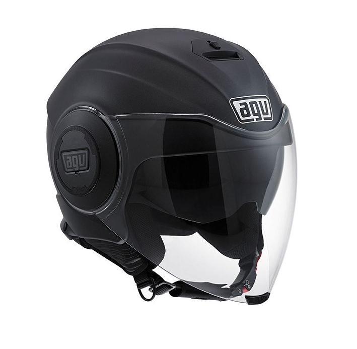 Шлем AGV Fluid Solid - Matt Black