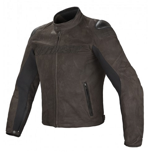 Куртка мужская Dainese Street Rider - Dark Brown