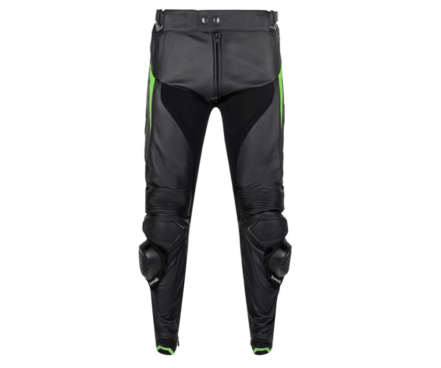 Брюки Кожаные Kawasaki HighTech Tourer Leather Pants