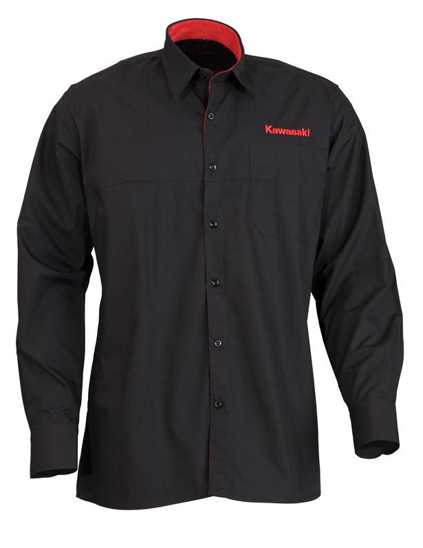 Рубашка Kawasaki Shirt Corporate Ls