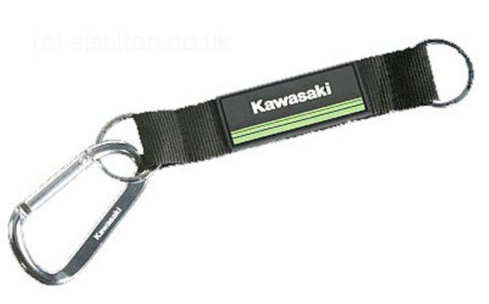 Брелок Kawasaki Key Ring