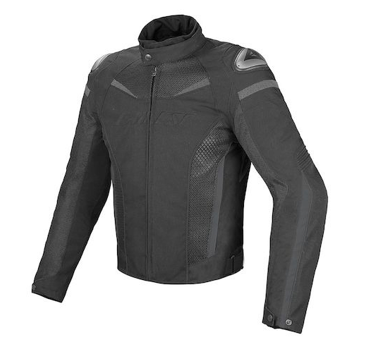 Куртка мужская Dainese Super Speed D-Dry - Blk/Blk/Gray