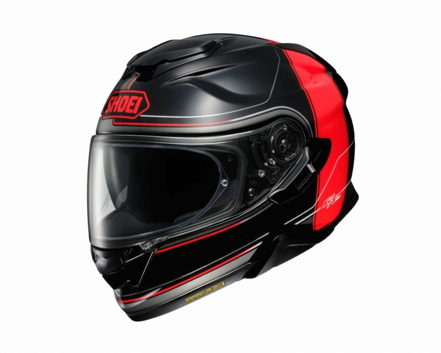 Шлем GT-Air 2 Crossbar Red/Black