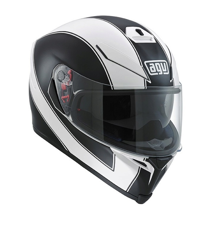 Шлем AGV K-5 Multi Enlace - White Matt/Black