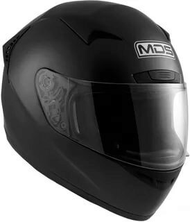 Шлем MDS New Sprinter Solid - Flat Black