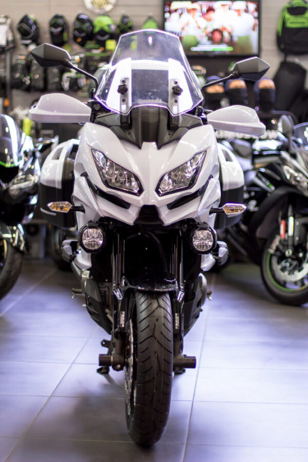 Kawasaki Versys 1000 Grand Tourer Plus Белый
