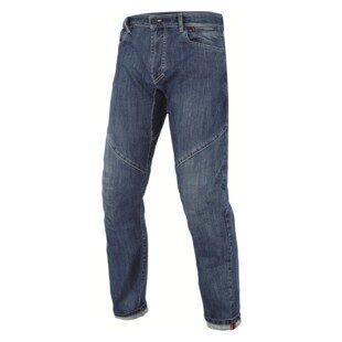 Брюки мужские Dainese Connect Regular Jeans Blue-Denim