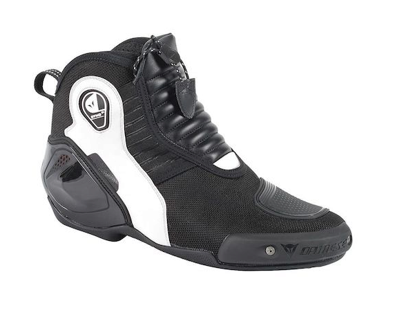 Ботинки женские Dainese Dyno D1 Lady Shoes - Blk/Wht/Gray