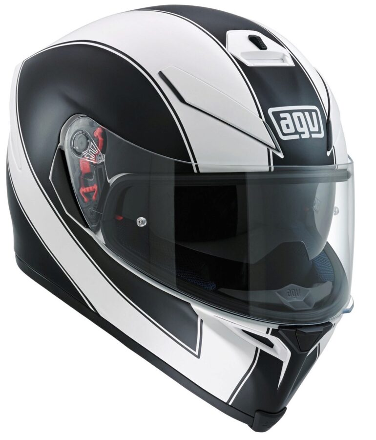 Шлем AGV K-5 S Multi Enlace White Matt/Black New