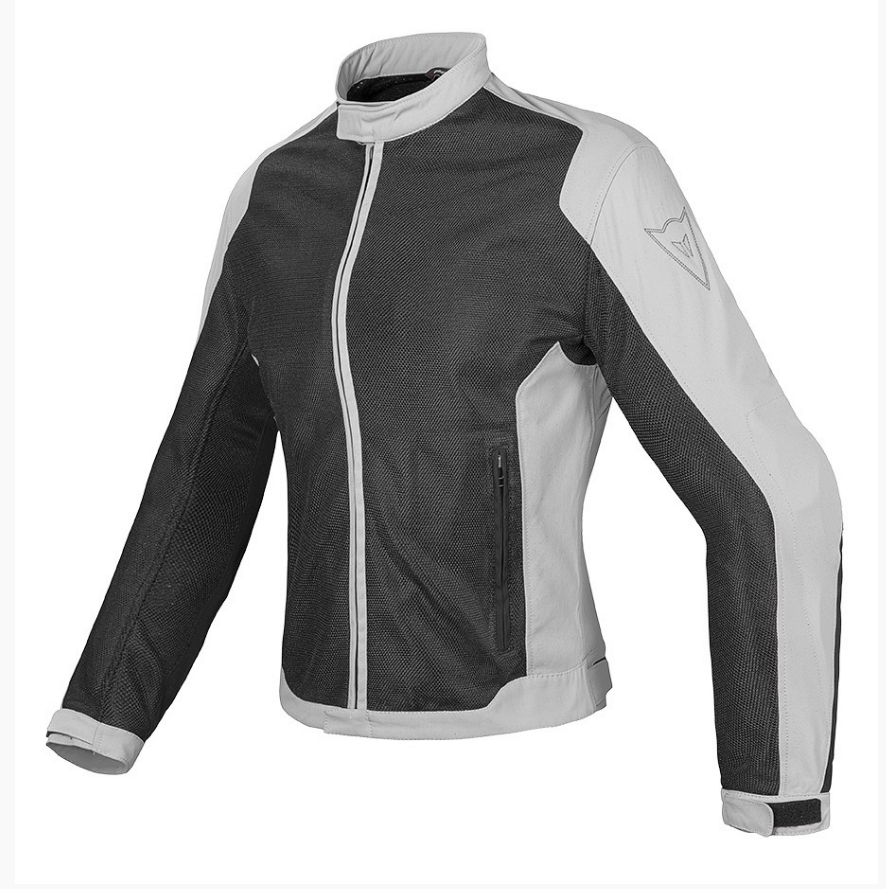 Куртка Женская Dainese Air Flux D1 Textile Lady - NERO/HIGH-RISE