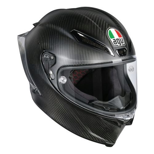 Шлем AGV Pista GP R Solid Matt Carbon