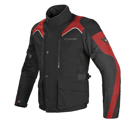 КУРТКА МУЖСКАЯ TEMPEST D-DRY JACKET BLACK/BLACK/RED