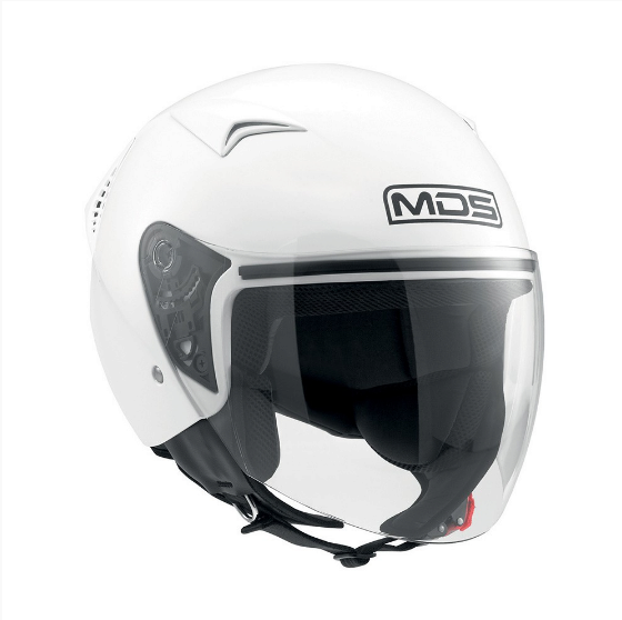 Шлем MDS G240 Solid - White