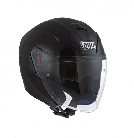 Шлем AGV K-5 Jet Solid - Matt Black