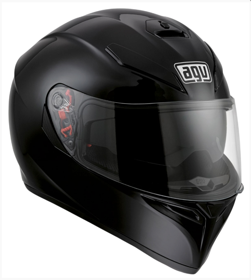 Шлем AGV K-3 SV Solid - Black