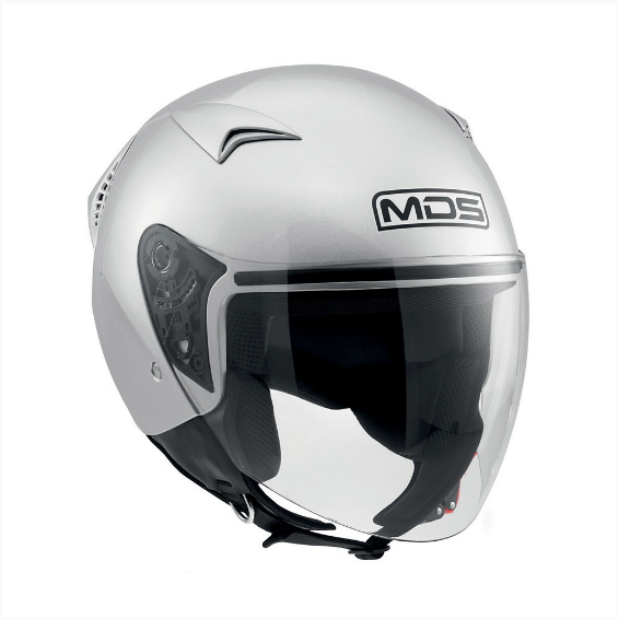 Шлем MDS G240 Solid - Silver