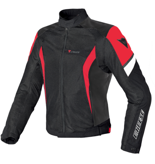 Куртка мужская Dainese Air Crono - Blk/Blk/Red
