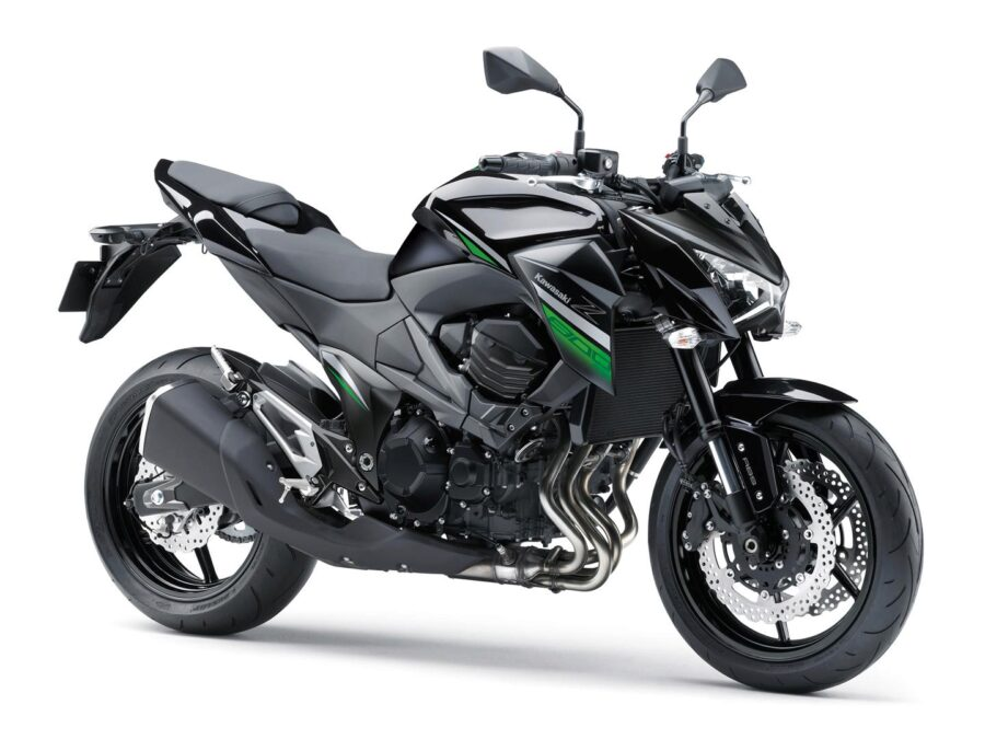Kawasaki Z800 e version ABS Черный 2016